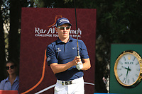 Grant Forrest (SCO) during the final round of the Ras Al Khaimah Challenge Tour Grand Final played at Al Hamra Golf Club, Ras Al Khaimah, UAE. 03/11/2018<br /> Picture: Golffile | Phil Inglis<br /> <br /> All photo usage must carry mandatory copyright credit (&copy; Golffile | Phil Inglis)