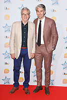 Larry and George Lamb<br /> at the 2017 Health Star awards held at the Rosewood Hotel, London. <br /> <br /> <br /> ©Ash Knotek  D3256  24/04/2017