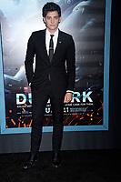 Aneurin Barnard bei der Premiere des Kinofilms 'Dunkirk' im AMC Lincoln Square IMAX. New York, 18.07.2017