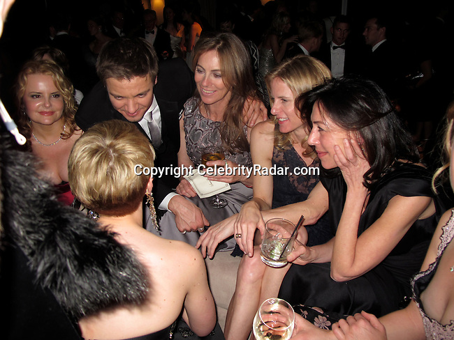 Kathryn Bigelow, Jeremy Renner and Carey Mulligan..Vanity Fair Oscar Party..Sunset Tower Hotel..Hollywood, CA, USA..Sunday, March 07, 2010..Photo By CelebrityRadar.com.To license this image please call (212) 410 5354; or Email: CelebrityRadar10@gmail.com ; .website: www.CelebrityRadar.com.