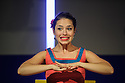 FALLING IN LOVE WITH FRIDA, by Caroline Bowditch, opens in the Lilian Baylis Studio, at Sadler's Wells. Picture shows: Nicole Guarino.