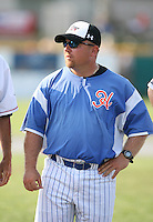 July 28th 2007:  Greg King during the Cape Cod League All-Star Game at Spillane Field in Wareham, MA.  Photo by Mike Janes/Four Seam Images
