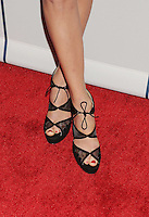 WWW.BLUESTAR-IMAGES.COM Singer Taylor Swift (shoe detail) the 56th annual GRAMMY Awards Pre-GRAMMY Gala and Salute to Industry Icons honoring Lucian Grainge at The Beverly Hilton on January 25, 2014 in Los Angeles, California.<br /> Photo: BlueStar Images/OIC jbm1005  +44 (0)208 445 8588
