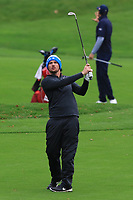 Sam Horsfield (ENG) on the 13th fairway during Round 4 of the Amundi Open de France 2019 at Le Golf National, Versailles, France 20/10/2019.<br /> Picture Thos Caffrey / Golffile.ie<br /> <br /> All photo usage must carry mandatory copyright credit (© Golffile | Thos Caffrey)