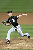 Chris Sale #49 of the Chicago White Sox pitches in a spring training game against the Arizona Diamondbacks at Salt River Fields on March 10, 2011  in Scottsdale, Arizona. .Photo by:  Bill Mitchell/Four Seam Images.