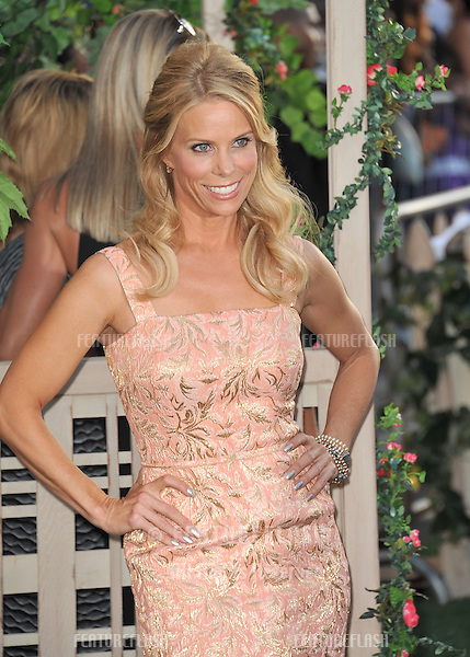 "Cheryl Hines at the world premiere of ""The Odd Life of Timothy Green"" at the El Capitan Theatre, Hollywood..August 7, 2012  Los Angeles, CA.Picture: Paul Smith / Featureflash"
