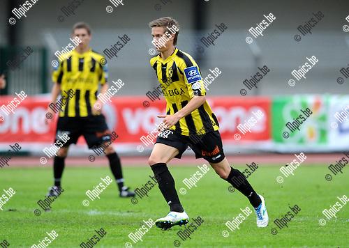 2012-07-16 / Voetbal / seizoen 2012-2013 / Lierse SK / Glenn Claes..Foto: Mpics.be