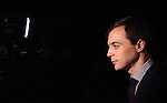 """Jim Parsons.pictured at the Opening Night After Party for the Roundabout Theatre Company's Broadway Production of  """"Harvey"""" at Studio 54 New York City June 14, 2012"""