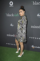 "LOS ANGELES - SEP 17:  Francia Raisa at the POPSUGAR X ABC ""Embrace Your Ish"" Event at the Goya Studios on September 17, 2019 in Los Angeles, CA"