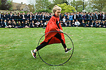 HOOP TRUNDLE THE KINGS SCHOOL ELY