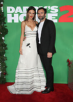 04 November 2017 - Westwood, California - Alessandra Ambrosio, Jamie Mazur. &quot;Daddy's Home 2&quot; Los Angeles Premiere held at Regency Village Theatre. <br /> CAP/ADM/FS<br /> &copy;FS/ADM/Capital Pictures