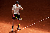 American Jack Sock during Mutua Madrid Open 2018 at Caja Magica in Madrid, Spain. May 08, 2018. (ALTERPHOTOS/Borja B.Hojas) /NortePhoto.com