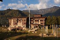 Zhiwa Ling Hotel, Bhutan