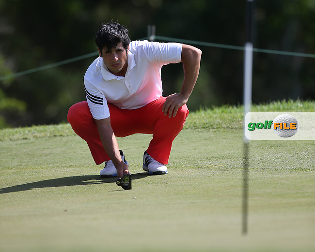 Adrian Otaegui (ESP) carded a 70 during Round One of the Africa Open 2015 at the East London Golf Club, East London, Eastern Cape, South Africa. Picture:  David Lloyd / www.golffile.ie. 05/03/2015
