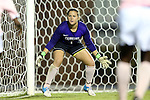 27 September 2012: UNC's Bryane Heaberlin. The University of North Carolina Tar Heels played the Florida State University Seminoles at Fetzer Field in Chapel Hill, North Carolina in a 2012 NCAA Division I Women's Soccer game. Florida State won the game 1-0.