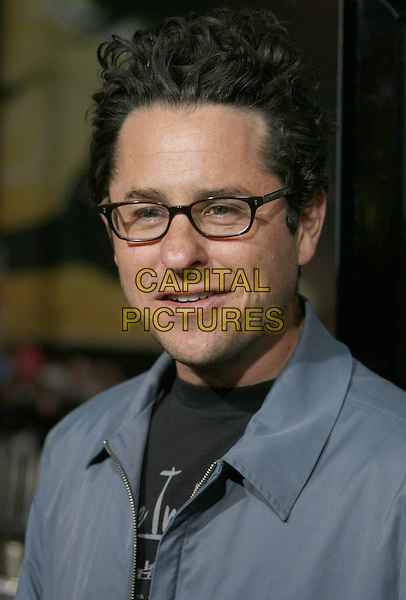 "J.J. ABRAMS.""Iron Man"" Los Angeles Premiere held at the Grauman's Chinese Theatre, Hollywood, California, USA,.30 April 2008..portrait headshot glasses JJ.CAP/ADM/RE.©Russ Elliot/Admedia/Capital PIctures"
