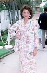 Valerie Harper .Attending a Benefit in Beverly Hills, California..September 1983.