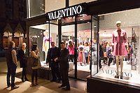 Event - Valentino / Leandra Medine
