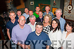 Golfers<br /> ----------<br /> St Brendans Hurling club had their prize night last Saturday in the Abbey Tavern,Ardfert, after they organised a golf classic at Ardfert over the Easter weekend,to raise funds for the club,all had a ball.