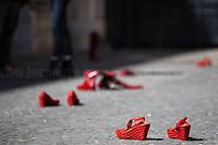 30.03.2019 - Elina Chauvet: Zapatos Rojos at Rome's Liceo Artistico Ripetta