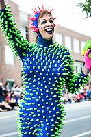 Fremont Fair Solstice Parade - 2012