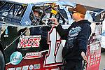May 26, 2011; 7:57:59 PM; Wheatland, Mo., USA; The  Lucas Oil Late Model Dirt Series running the 19th Annual Dart Show-Me 100 event at the Lucas Oil Speedway.  Mandatory Credit: (thesportswire.net)