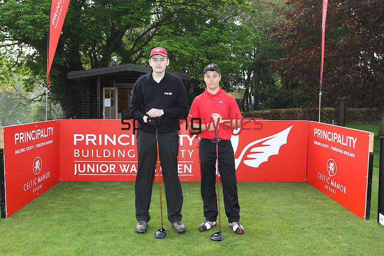 Principality Junior Wales Open Qualifier 2011.<br /> St Pierre Golf Club.<br /> 21.04.11<br /> &copy;Steve Pope - Sportingwales.
