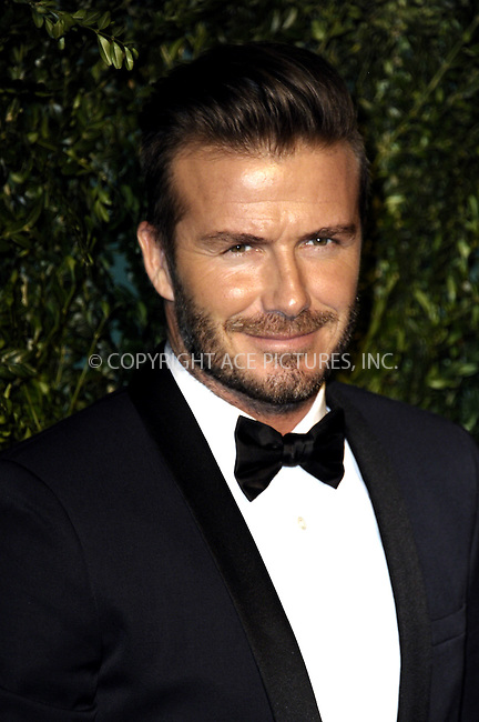 WWW.ACEPIXS.COM<br /> <br /> November 30 2014, London<br /> <br /> David Beckham arriving at the 60th London Evening Standard Theatre Awards at the London Palladium on November 30, 2014 in London, England<br /> <br /> By Line: Famous/ACE Pictures<br /> <br /> <br /> ACE Pictures, Inc.<br /> tel: 646 769 0430<br /> Email: info@acepixs.com<br /> www.acepixs.com