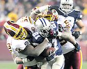 Landover, MD - December 30, 2007 -- Dallas Cowboys against the Washington Redskins at FedEx Field in Landover, Maryland on Sunday, December, 2007.  The Redskins won the game 27 - 6..Credit: Ron Sachs / CNP