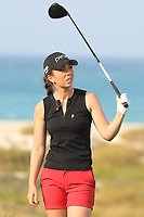 Ursula Wikstrom (FIN) during the first round of the Fatima Bint Mubarak Ladies Open played at Saadiyat Beach Golf Club, Abu Dhabi, UAE. 10/01/2019<br /> Picture: Golffile | Phil Inglis<br /> <br /> All photo usage must carry mandatory copyright credit (© Golffile | Phil Inglis)