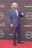 10 July 2019 - Los Angeles, California - Triple H, Paul Michael Levesque. The 2019 ESPY Awards held at Microsoft Theater. Photo Credit: PMA/AdMedia