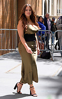 www.acepixs.com<br /> <br /> May 9 2017, New York City<br /> <br /> Model Ashley Grahan made an appearance at The view on May 9 2017 in New York City<br /> <br /> By Line: Curtis Means/ACE Pictures<br /> <br /> <br /> ACE Pictures Inc<br /> Tel: 6467670430<br /> Email: info@acepixs.com<br /> www.acepixs.com