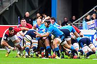 Edoardo Gori ( Italie ) <br /> Parigi Saint Denis 06-02-2016 Rugby Trofeo 6 Nazioni 2016 Francia Italia Foto Pestellini/Panoramic/Insidefoto