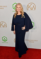 SANTA MONICA, USA. January 18, 2020: Suzanne Todd at the 2020 Producers Guild Awards at the Hollywood Palladium.<br /> Picture: Paul Smith/Featureflash