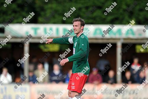2013-06-29 / Voetbal / seizoen 2013-2014 / Houtvenne - KVC Westerlo / Yves Claes<br /><br />Foto: Mpics.be