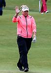 Brooke Henderson wins the McKayson NZ Women's Open. McKayson NZ Women's Golf Open, Round Five, Windross Farm Golf Course, Manukau, Auckland, New Zealand, Monday 2nd October 2017.  Photo: Simon Watts/www.bwmedia.co.nz