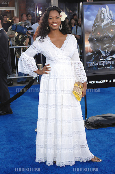 "Garcelle Beauvais-Nilon at the Los Angeles premiere of ""Transformers""..June 28, 2007  Los Angeles, CA.Picture: Paul Smith / Featureflash"