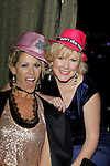 Singers Jodi Stevens and Missy Keene perform at New Year's Eve 2016 at The Copacabana, New York City, New York. (Photo by Sue Coflin/Max Photos)  suemax13@optonline.net