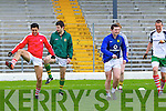 Kerry Senior Football Team training at Fitzgerald Stadium, Killarney.