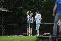 FIERLJEPPEN: BURGUM: 22-06-2016, 1e klas wedstrijd, ©foto Martin de Jong