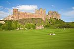 Bamburgh Castle, Nortumberland, England