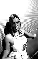 PICTURE BY BEN DUFFY/SWPIX - England netball's Karen Greig.