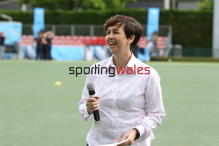 Rugby World Cup 2015 Trophy Tour.<br /> Tag Rugby Tournament<br /> <br /> 02.07.15<br /> ©Steve Pope - SPORTINGWALES