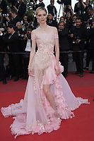 Model Coco Rocha at the premiere for &quot;The Meyerowitz Stories&quot; at the 70th Festival de Cannes, Cannes, France. 21 May  2017<br /> Picture: Paul Smith/Featureflash/SilverHub 0208 004 5359 sales@silverhubmedia.com