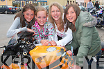 Having a good time at the races in Athea on Saturday were Laura Sheehan, Duagh, Saoise Enright and Tara Lgaga Athea and Norma Browne, Abbeyfeale...   Copyright Kerry's Eye 2008