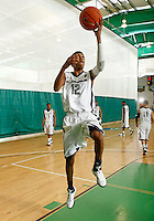 April 9, 2011 - Hampton, VA. USA;  Cameron Biedscheid participates in the 2011 Elite Youth Basketball League at the Boo Williams Sports Complex. Photo/Andrew Shurtleff