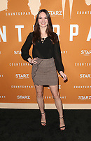 HOLLYWOOD, CA - DECEMBER 3: Laura Bellini, at the Season 2 premiere of Counterpart at The Arclight Hollywood in Hollywood, California on December 3, 2018. <br /> CAP/MPIFS<br /> &copy;MPIFS/Capital Pictures