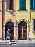 Arches, Ravenna, Italy