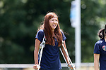 CARY, NC - JUNE 09: Yuri Kawamura. The North Carolina Courage held a training session on June 9, 2017, at WakeMed Soccer Park Field 5 in Cary, NC.