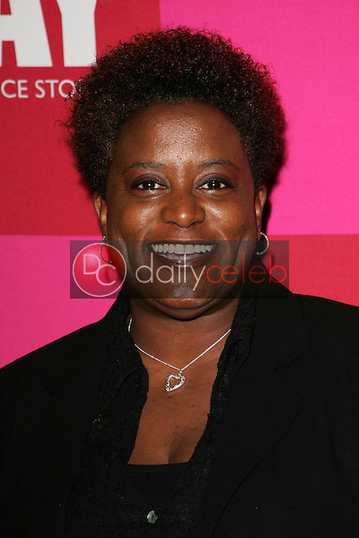 """Annie McKnight<br />at the opening night of Eve Ensler's """"The Good Body"""" to Benefit VDAY. Wadsworth Theatre, Brentwood, CA. 02-01-06<br />Scott Kirkland/DailyCeleb.Com 818-249-4998"""